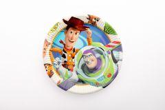 Toy Story papirnati tanjuri 23m
