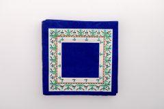 Classic Blue papirnate salvete