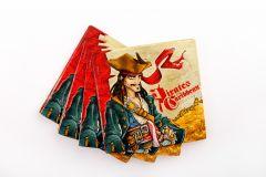 Pirati s Kariba papirnate salvete
