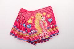 Barbie papirnate salvete