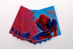 Spiderman papirnate salvete