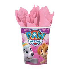 Pink Paw Patrol čaše 2,5 dcl