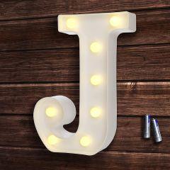 Svjetleće slovo J