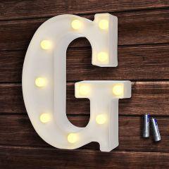 Svjetleće slovo G