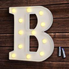 Svjetleće slovo B