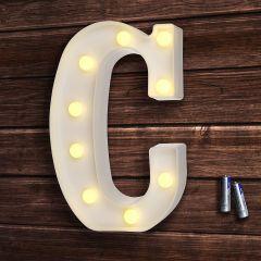 Svjetleće slovo C