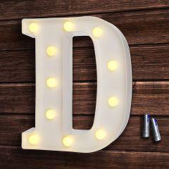 Svjetleće slovo D