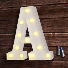 Svjetleće slovo A