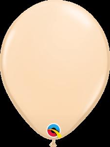 Lateks baloni 28cm Blush