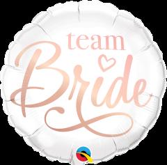 Standard Team Bride folijski balon
