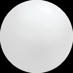 Cloudbuster balon 1,7m White