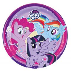 My Little Pony tanjuri 23 cm