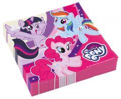 My Little Pony salvete 33x33 cm