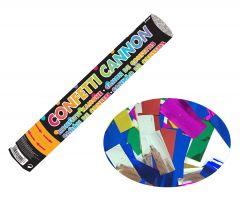 Multicolour konfeti na ispaljivanje 30cm