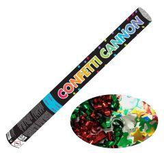 Multicolour konfeti na ispaljivanje 58cm