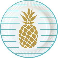 Pineapple Vibes tanjuri 23 cm