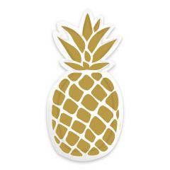 Pineapple Vibes tanjur u obliku ananasa