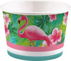Flamingo Paradise čašice za desert