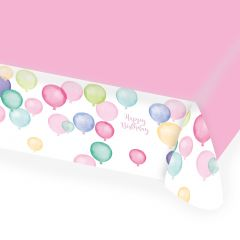 Happy Birthday Pastel stolnjak