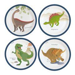 Happy Dinosaur Tanjuri 23cm