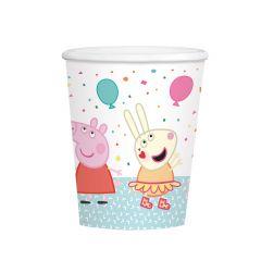 Peppa Pig čaše 250ml