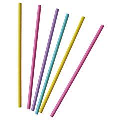 Papirnate slamke Neon