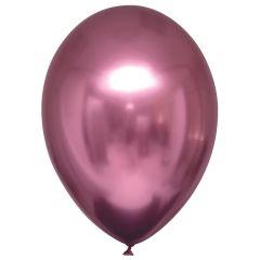 Lateks baloni 13cm Satin Lux Flamingo