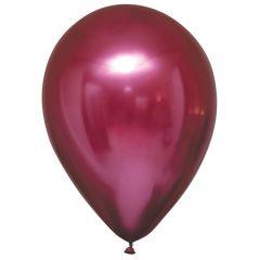 Lateks baloni 13cm Satin Lux Pomegranate