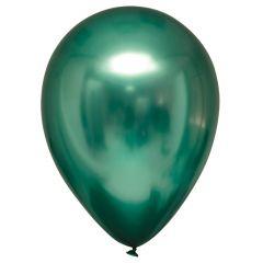 Lateks baloni 12cm Satin Lux Emerald