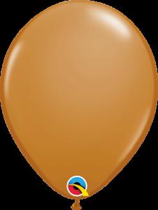 Lateks baloni 28cm Mocha Brown