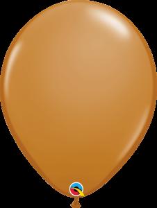 Lateks baloni 40cm Mocha Brown