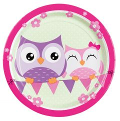 Happy Owl tanjuri 23cm