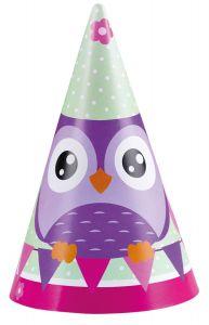 Happy Owl kapice