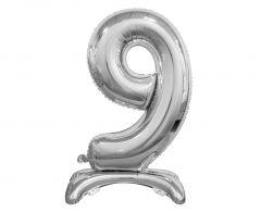 Samostojeći broj 9 Silver