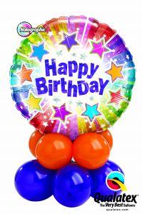 Balonska skulptura Birthday