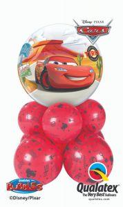 Balonska skulptura Bubble Lightning McQueen