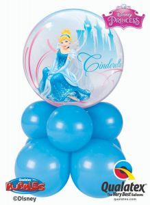 Balonska skulptura Bubble Cinderella
