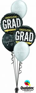 Buket balona Congratulations Grad