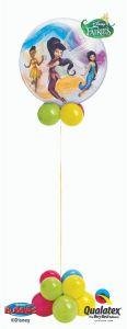 Helijska balonska skulptura Bubble Disney Fairies