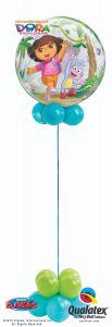 Helijska balonska skulptura Bubble Dora the Explorer