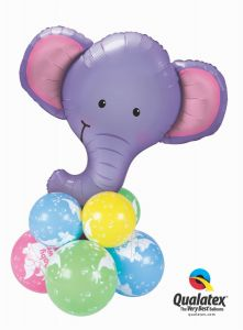 Balonska skulptura Ellie the Elephant