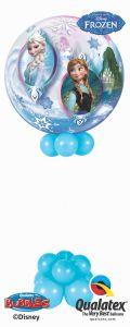 Helijska balonska skulptura Bubble Frozen