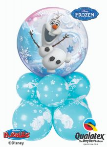 Balonska skulptura Bubble Disney Frozen
