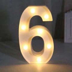 Svjetleći Broj 6