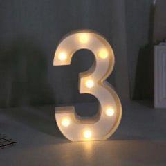 Svjetleći Broj 3