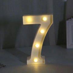 Svjetleći Broj 7
