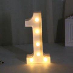 Svjetleći Broj 1