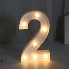 Svjetleći Broj 2