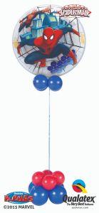 Helijska balonska skulptura Bubble Marvels Ultimate Spiderman