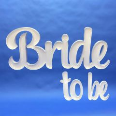 Okvir za balone Bride to be